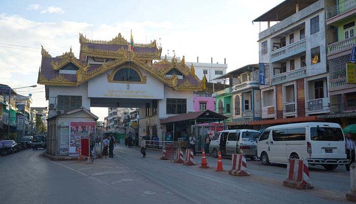 Opzioni di Viaggio per andare da Bangkok a Yangon