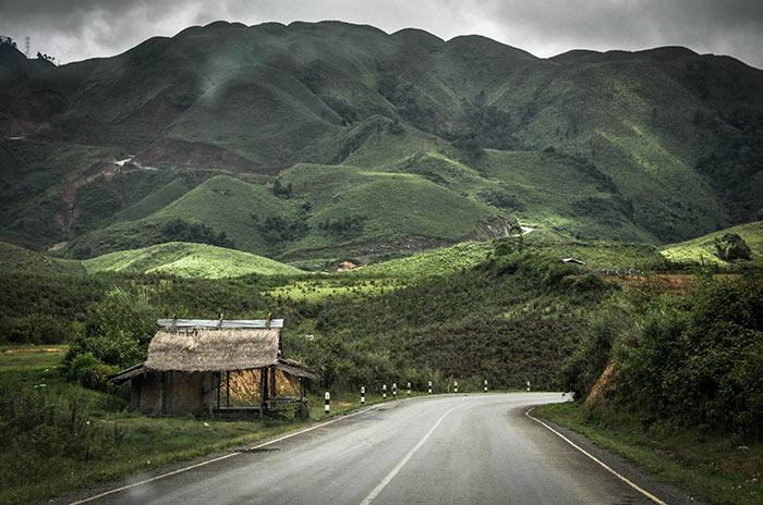 Opzioni di viaggio per andare da Luang Prabang a Hanoi