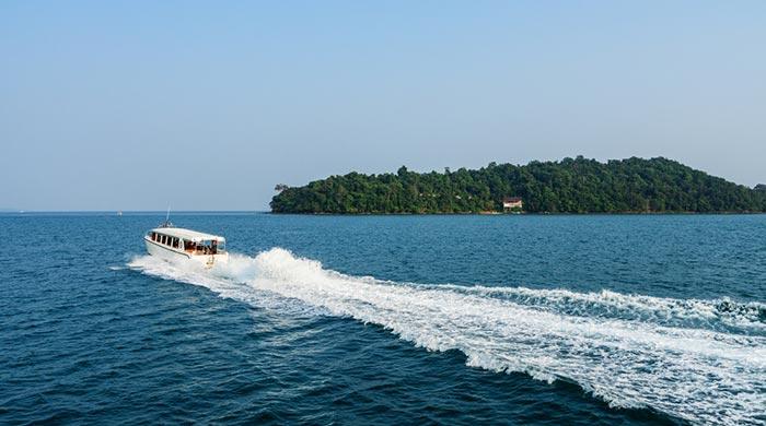 Opzioni di viaggio da Sihanoukville a Koh Rong