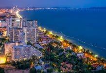 Dall'Aeroporto Suvarnabhumi (Bangkok) a Pattaya