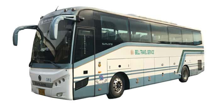 Dall'Aeroporto Suvarnabhumi a Pattaya in Bus