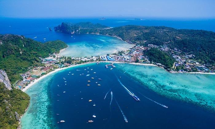 Opzioni di viaggio per andare da Ao Nang a Koh Phi Phi