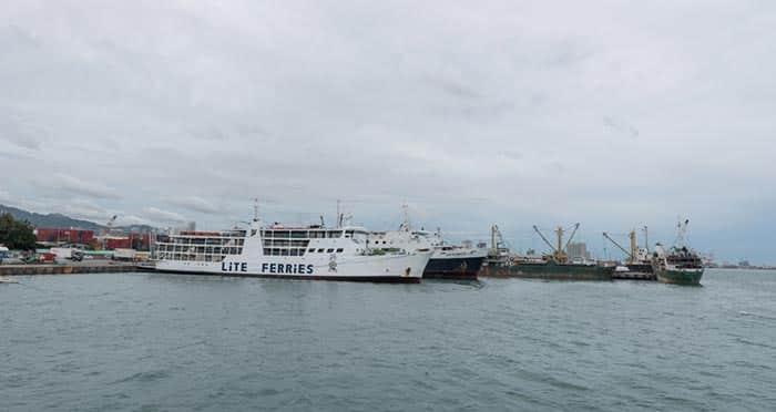 Traghetti Lenti da Cebu a Bohol