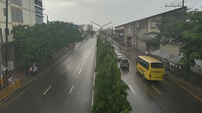 Da Cebu a Dumaguete in Autobus
