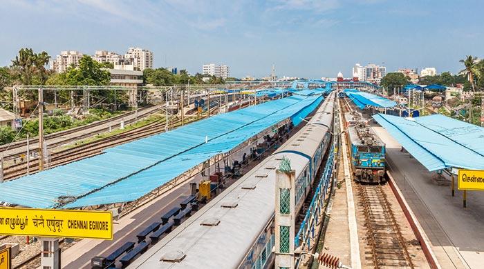 Da Chennai a Kodaikanal in Treno