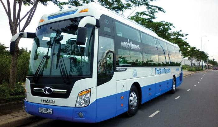 Da Hue a Phong Nha in Autobus