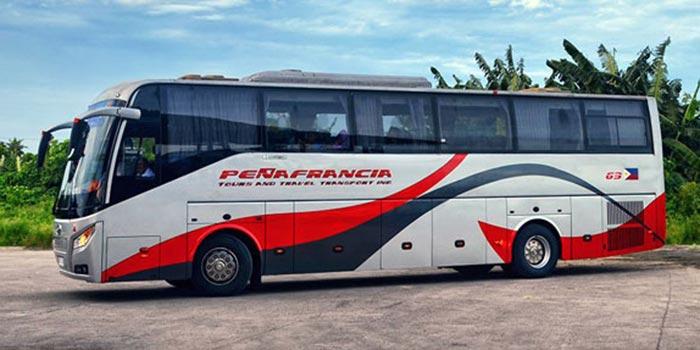 Da Manila a Legazpi in Autobus