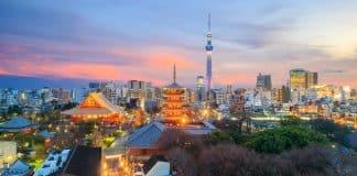 Da Nagoya a Tokyo