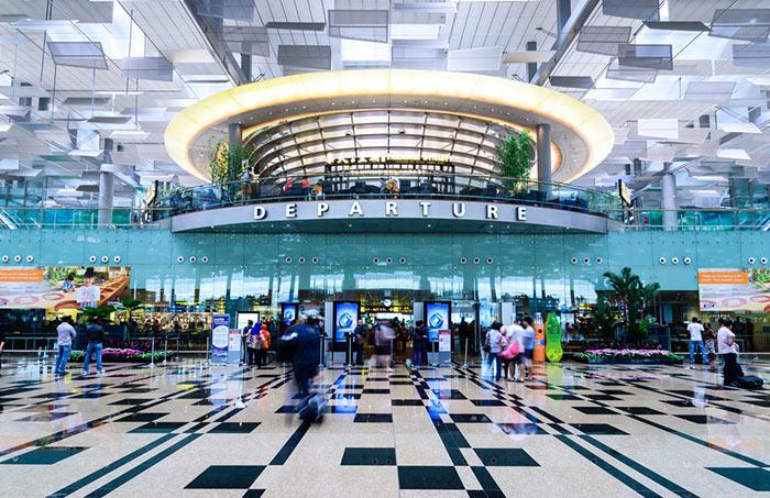 Voli da Singapore a Penang