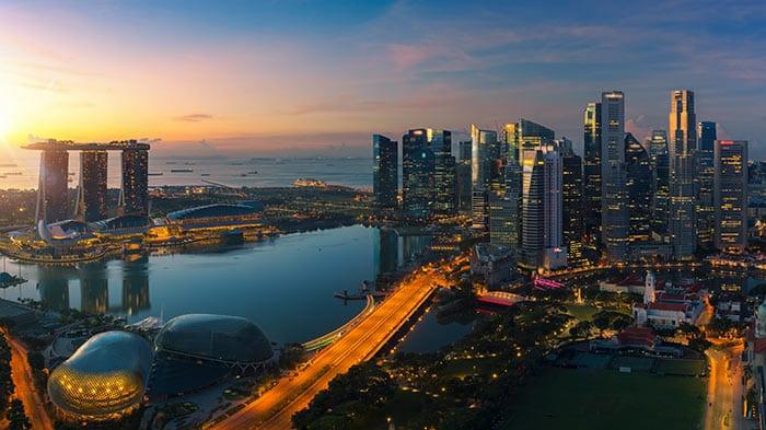 Opzioni di viaggio per andare da Singapore a Penang