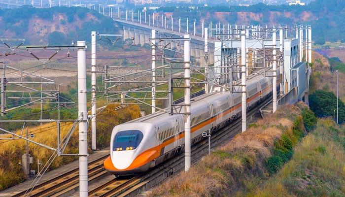 Opzioni di viaggio per andare daTaipei a Taichung