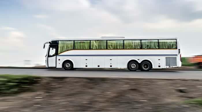 Da Agra a Jaipur in Autobus