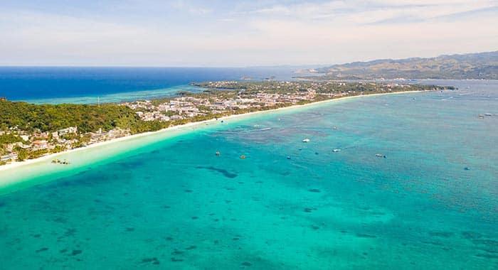 Opzioni di viaggio per andare da Caticlan a Boracay