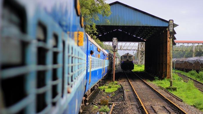 Treni da Delhi a Goa