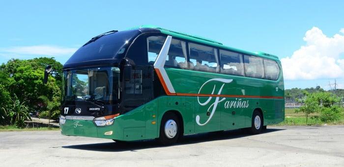 Da Manila a Vigan in Autobus