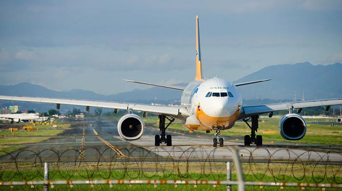 Voli da Manila a Palawan
