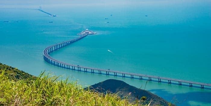 Opzioni di viaggio per andare da Hong Kong a Macau