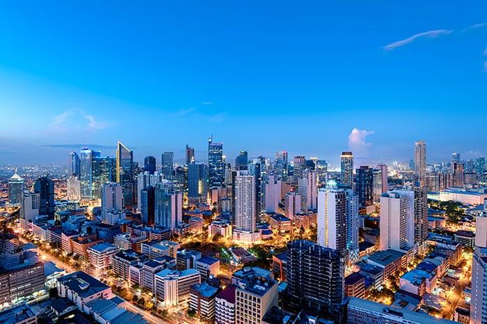Opzioni di viaggio per andare da Manila a Vigan