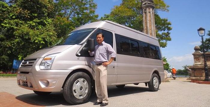 Da Nha Trang a Dalat in Taxi