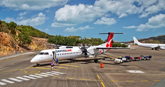 Voli da Townsville a Cairns