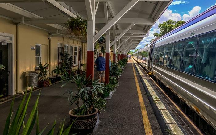 Opzioni di viaggio per andare da Townsville a Cairns