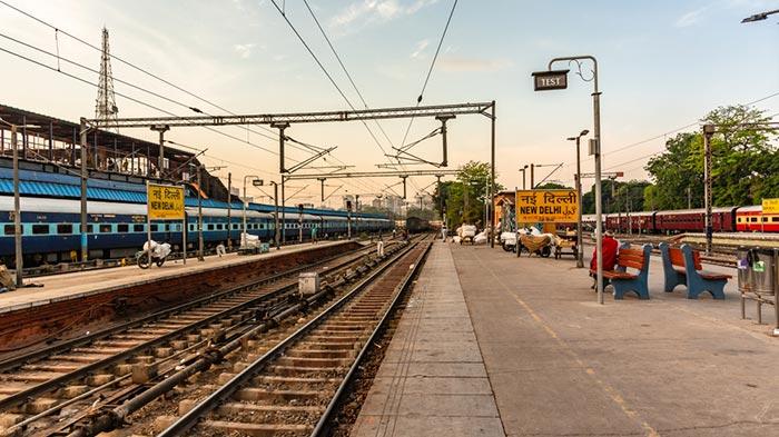 Da Delhi a Uttarakhand in Treno
