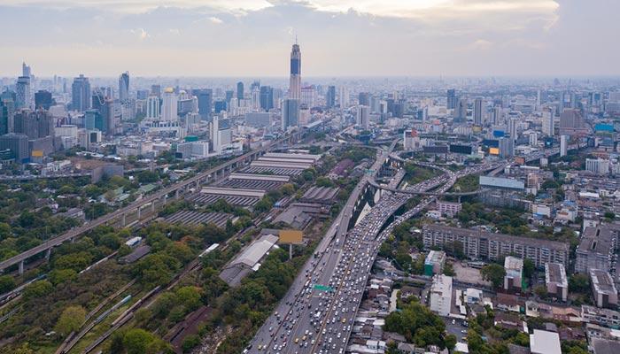 Opzioni di viaggio per andare dall'Aeroporto Don Mueang a Pattaya