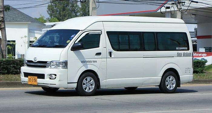 Da Surat Thani a Khao Sok in Autobus