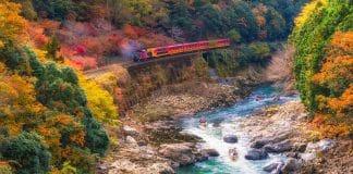 Viaggiare in Treno in Giappone
