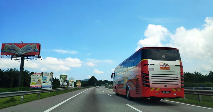 E' Sicuro Prendere l'Autobus in Malesia?