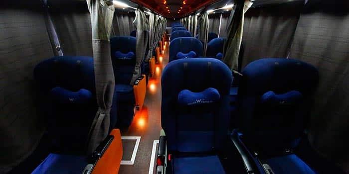Tipi di Biglietto per i viaggi in autobus in Giappone