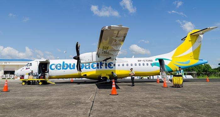 Voli da Manila a Naga