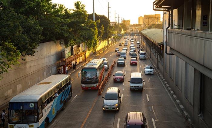 Opzioni di viaggio per andare da Manila a Naga