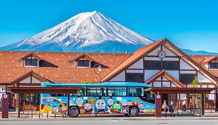 E' Sicuro Prendere l'Autobus in Giappone?