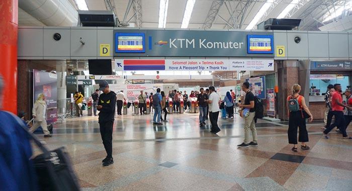 Dove Acquistare i Biglietti per i viaggi in Treno in Malesia