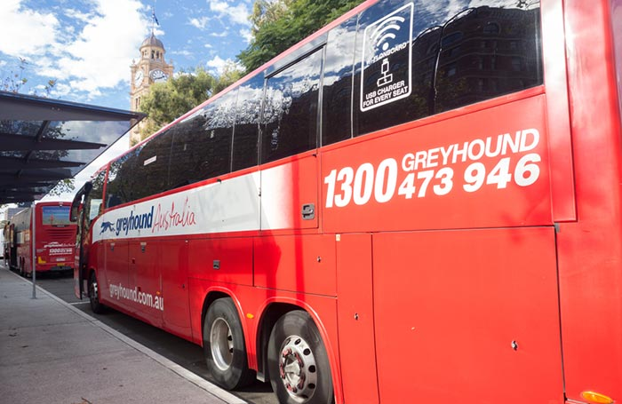 Da Albury a Canberra in Autobus