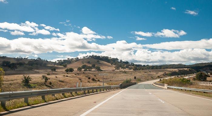 Opzioni per Viaggiare da Albury a Canberra