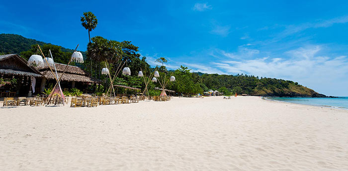 Spiagge su Koh Lanta