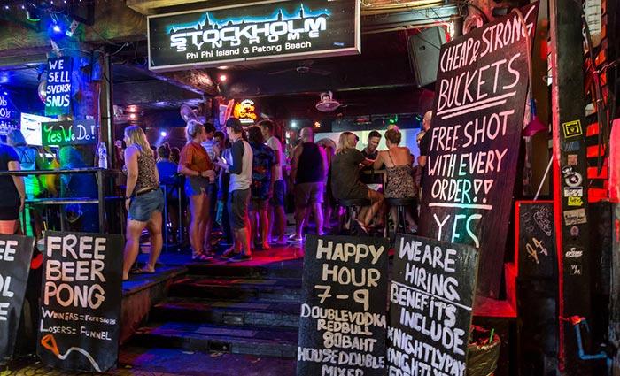 I Migliori Bar di Koh Phi Phi