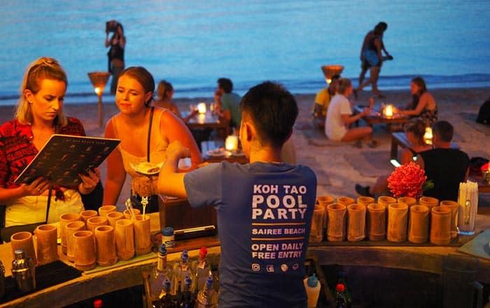 I Migliori Posti Dove Mangiare e Bere a Koh Tao