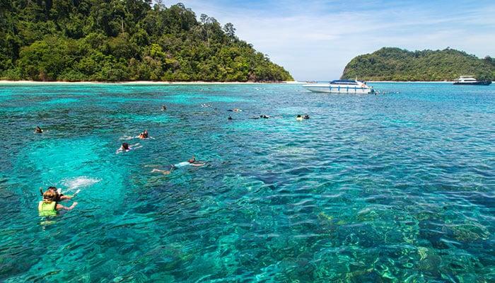 Immersioni e Snorkeling a Koh Lanta