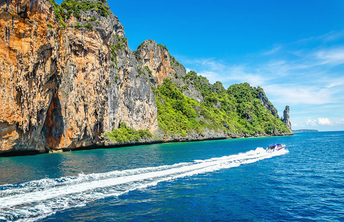 Da Phuket a Koh Phi Phi