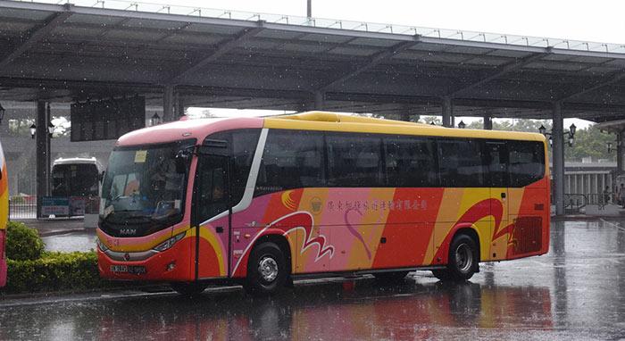 Da Hong Kong a Guangzhou in Autobus