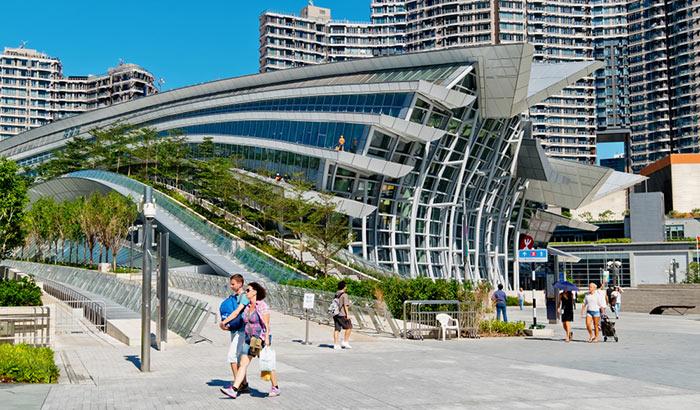 Opzioni per Viaggiare da Hong Kong a Guangzhou