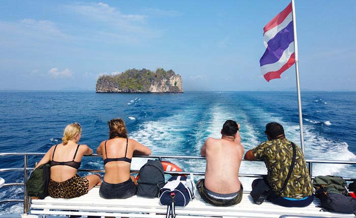 Come Raggiungere Koh Phi Phi