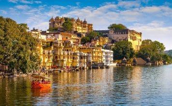 Da Jaipur a Udaipur