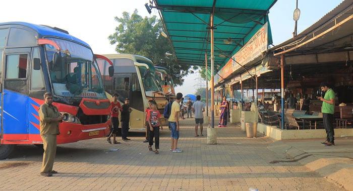 Da Jaipur a Udaipur in Autobus