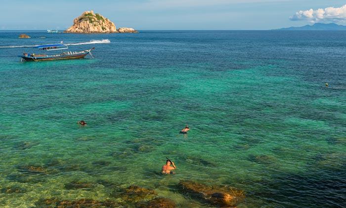 Fare Snorkeling a Koh Tao