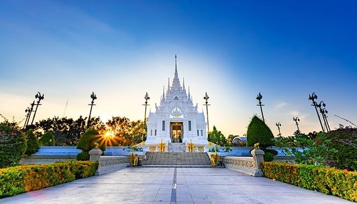 I Templi di Surat Thani