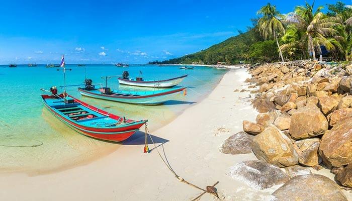 Le Spiagge di Koh Phangan